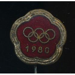 Moskva olümpiamängud 1980