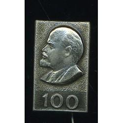 Vladimir Iljits Lenin 100
