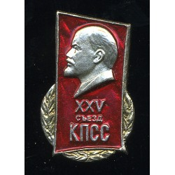 Vladimir Iljits Lenin XXV...