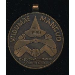 Nõuka aegne medal Viidumäe...