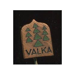 Läti linna Valka märk