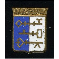 Narva märk, võtmed,...