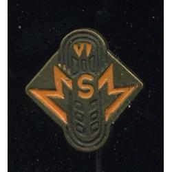 VI MSM, eesti spordimärk