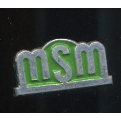 Eesti spordimärk MSM, roheline