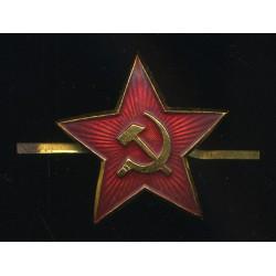 Nõukogude armee mütsimärk...