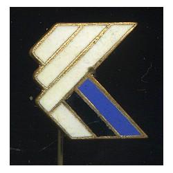 Sinimustvalge lipuga märk