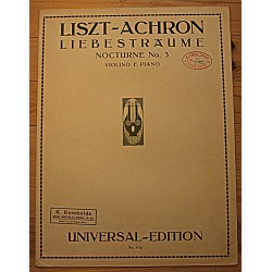 Noodid:Liszt-Achron nokturn...