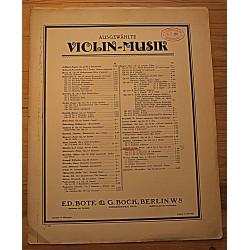 Noodid:P.Tšaikovski viiuli...