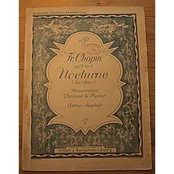Noodid:Fr.Chopin, nukturn,...