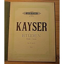Noodid:H.E.Kayser, 36...