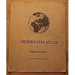 Geograafia-atlas algkoolidele