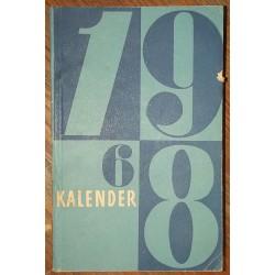 Kalender 1968, Tallinn 1967