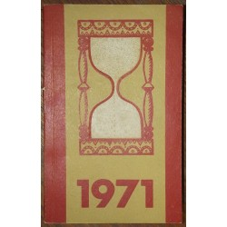 Kalender 1971, Tallinn 1970
