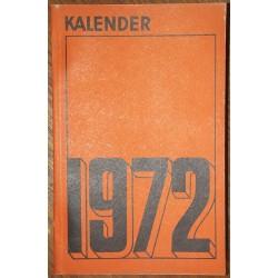 Kalender 1972, Tallinn 1971
