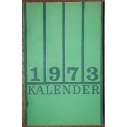 Kalender 1973, Tallinn 1972
