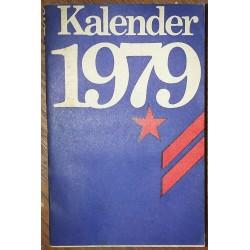 Kalender 1979, Tallinn 1978