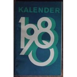 Kalender 1980, Tallinn 1979