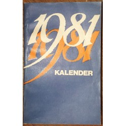Kalender 1981, Tallinn 1980