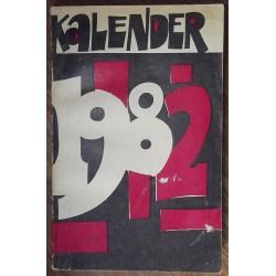 Kalender 1982, Tallinn 1981
