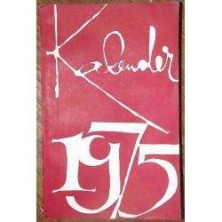 Kalender 1975, Tallinn 1974