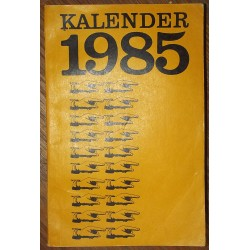Kalender 1985, Tallinn 1984