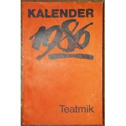 Kalender 1986, Tallinn 1985