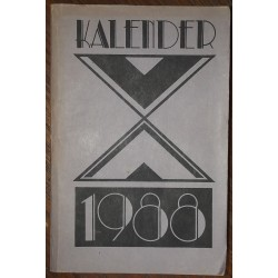 Kalender 1988, Tallinn 1987