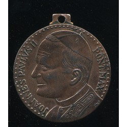 Medal Paavst Johannes...