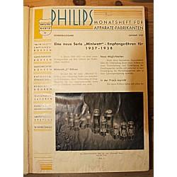 Philips radio köidetud...