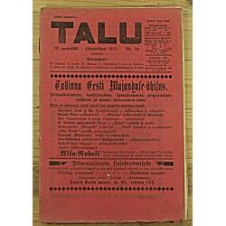 Ajakiri Talu, 10/1913