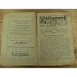copy of Ajakiri Põllumees,...