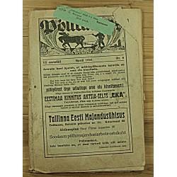 Ajakiri Põllumees, 8/1926