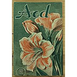 Aianduse ajakiri Aed, 2/1938
