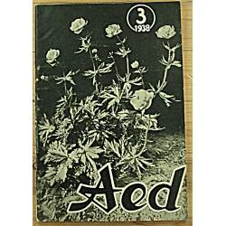 Aianduse ajakiri Aed, 3/1938
