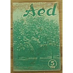 Aianduse ajakiri Aed, 5/1938