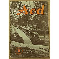 Aianduse ajakiri Aed, 6/1938