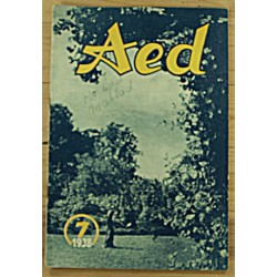 Aianduse ajakiri Aed, 7/1938