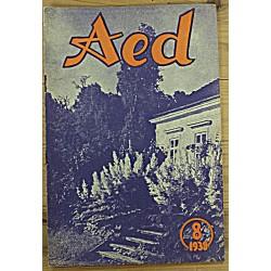 Aianduse ajakiri Aed, 8/1938