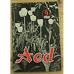 Aianduse ajakiri Aed, 9/1938