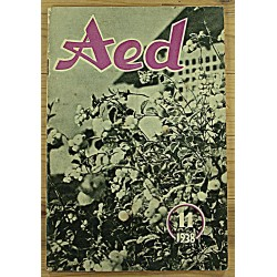 Aianduse ajakiri Aed, 11/1938