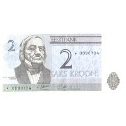 Eesti 2 krooni 1992, *,...