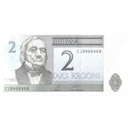 Eesti 2 krooni 2007, seeria...
