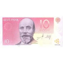 Eesti 10 krooni 2007,...