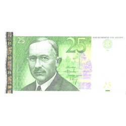 Eesti 25 krooni 2002,...