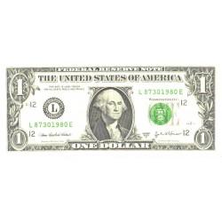 USA:1 dollar 2003, täht L, UNC
