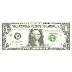 USA:1 dollar 2003, täht B, UNC