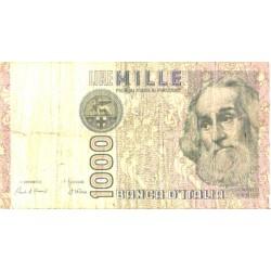 Itaalia 1000 liiri 1982