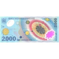 Rumeenia 2000 laid 1999, UNC