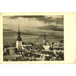Tallinn:vaade Toompealt,...