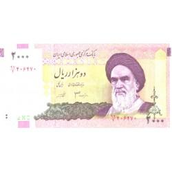 Iraan 2000 rials UNC